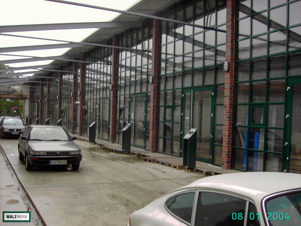 Walzwerk - Der Umbau 2005 - 01