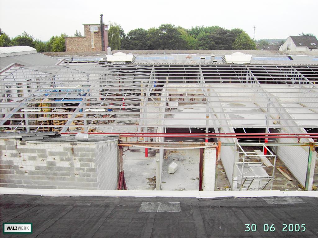 Walzwerk - Der Umbau 2005 - 34