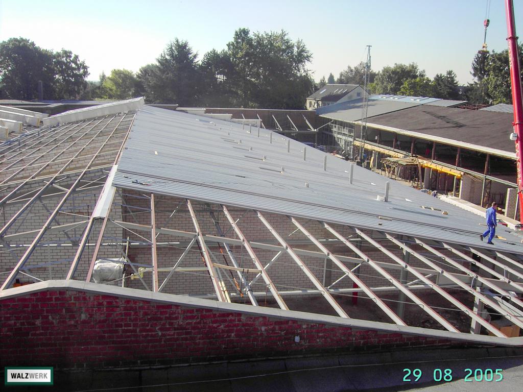 Walzwerk - Der Umbau 2005 - 45