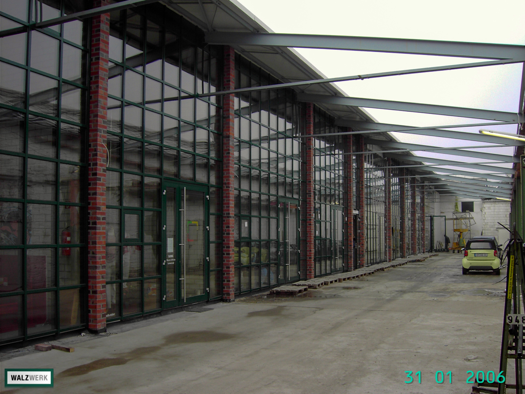 Walzwerk - Der Umbau 2005 - 62